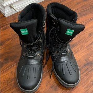 COUGAR SERGE Winter Boots Size 11 Black